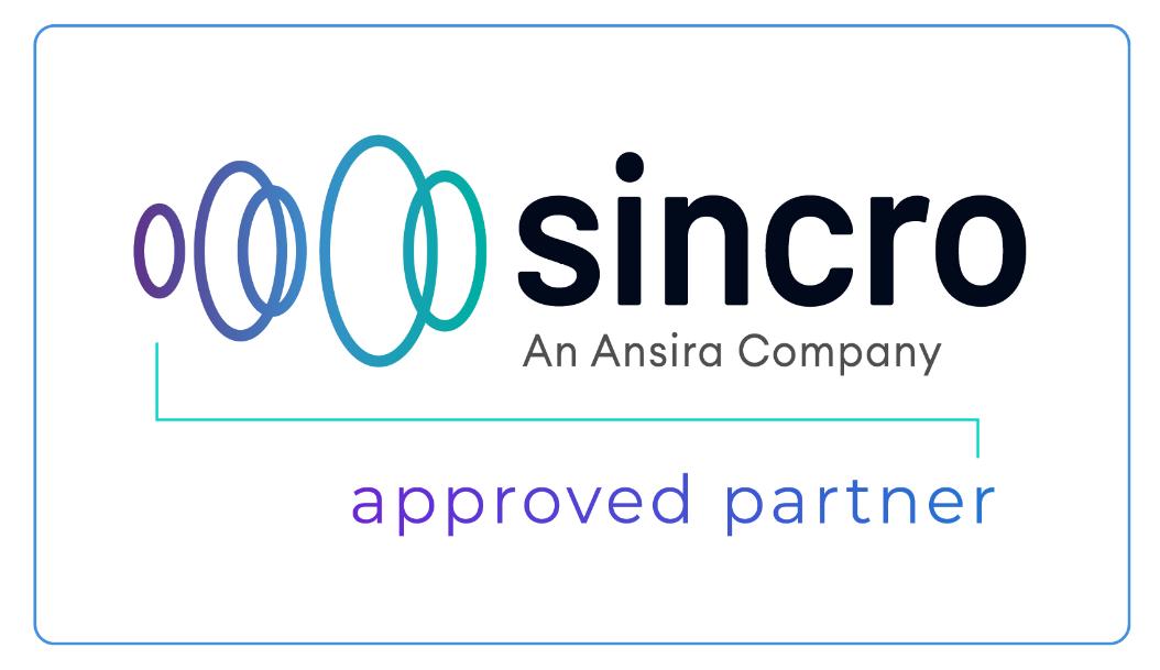 Sincro-Standard-Approved-Partner-Logo